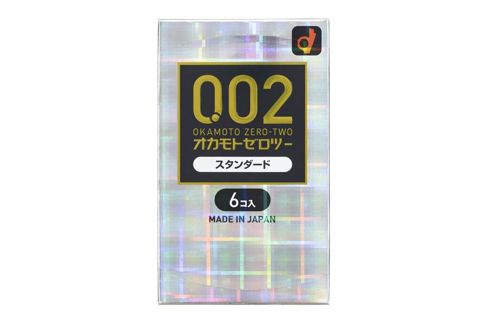 オカモト 0.02 EX 6個